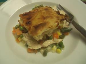 Southern Chicken Pie